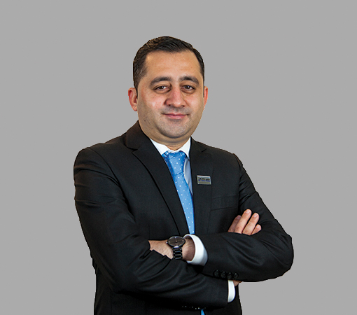 Dr. (Prof.) M. Salem Omaid Chief Executive Officer and President